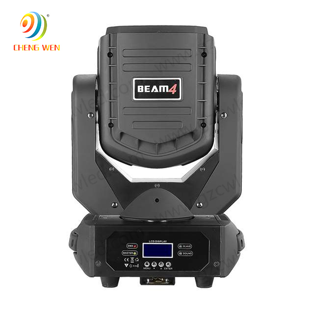 4pcs LED Moving Head Beam
