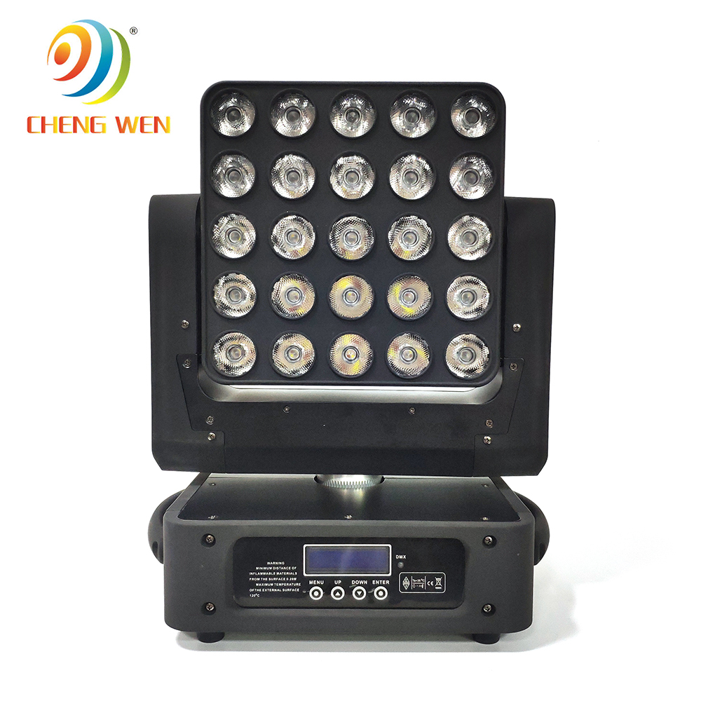 25 LEDs Moving Matrix Limitless