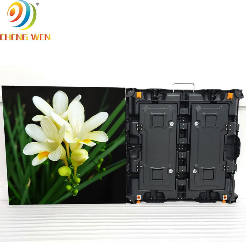 Indoor p6 led display 576*576mm / 768*768mm