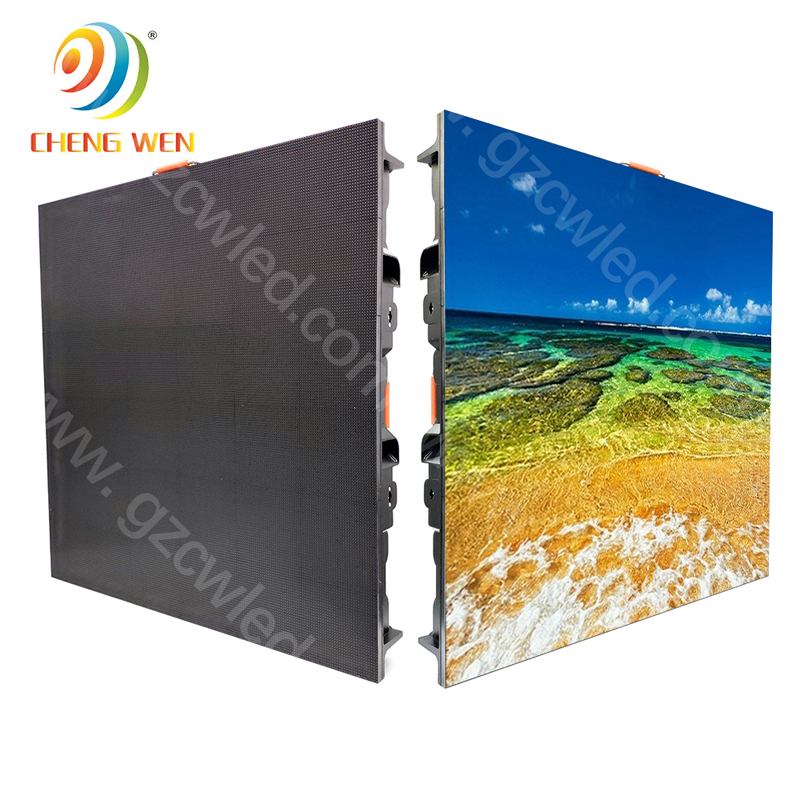 Indoor p10 led display 640*640mm / 960*960mm