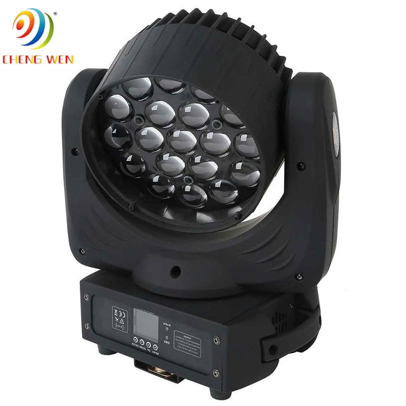 19pcs*15W Zoom Moving Head Light